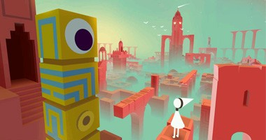 Relax with Monument Valley