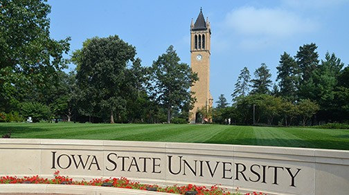 Research visit to Iowa, United States of America