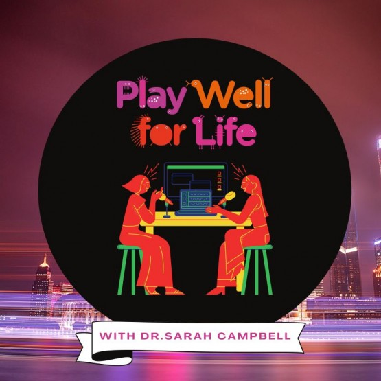 Listen now: Joanneke as guest on the Play Well for Life Podcast